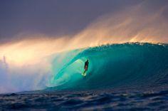 Surf's up….