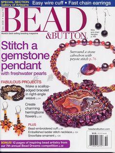 Bead button 75  Jewelry