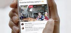 Facebook ouvre la vidéo Live 360 à tous les Profils et Pages