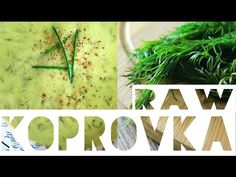 Raw Kôprová Polievka - YouTube Plant Leaves, Daughter, Herbs, Youtube, Plants, Herb, Plant, My Daughter, Youtubers