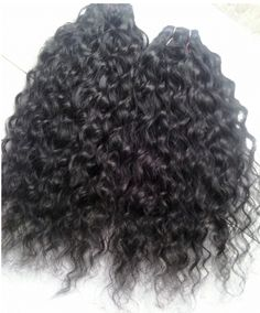 """100�0Unprocessed Virgin Indian Hair, Beautifully soft curly hair , 100�0natural color with steamed  texture curly.Tangle free.Price per 4 ounces per pack.Lengths: 12"""" to 30""""Colors: Natural Dark Brown Absolutely no hair color is applied.Min. 3 packsProduction Lead time allow up to 10 days. Delivery after production depends on order amount, the bigger the order amount the more time it takes to produce.Once production is finished allow 4 days ..."""