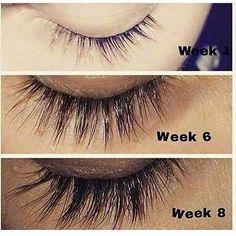 Nu Colour® Nutriol® Eyelash Treatment - The Beauty Guide How To Grow Eyelashes, Longer Eyelashes, Long Lashes, Lashes Grow, Beauty Guide, Beauty Hacks, Beauty Secrets, Lip Plumping Balm, Skin Care