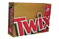 Twix Chocolate Bars - King Size