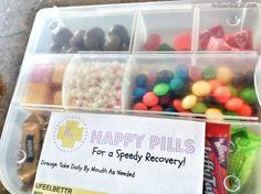 Happy Pills Printable label