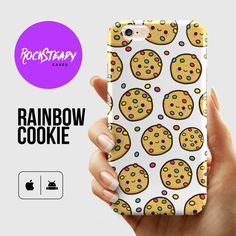 Rainbow Cookies iPhone 6 Plus case iPhone 6s by RockSteadyCases