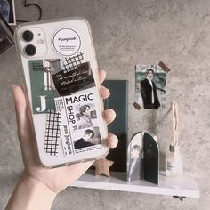 Kpop Phone Cases, Iphone Phone Cases, Cell Phone Covers, Diy Case, Diy Phone Case, Pretty Iphone Cases, Cute Phone Cases, Aesthetic Phone Case, Coque Iphone