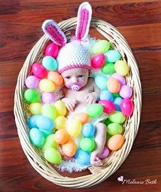 First Time Mommy: Baby Easter Picture Ideas