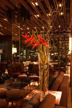 Bar Koi #GVRivieraMaya #GrandVelas #VelasResorts Grand Velas Riviera Maya, Adventure Tours, Koi, Indoor, Entertaining, Table Decorations, Travel, Home Decor, Interior