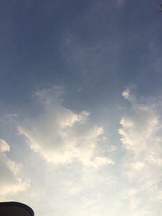 2015년 8월 23일의 하늘