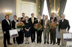 Mei 2007 | Foto en video | Het Koninklijk Huis