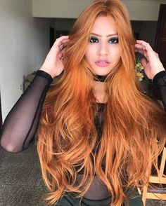 Pumpkin Spice hair color for fall Beautiful Red Hair, Gorgeous Redhead, Beautiful Women, Long Red Hair, Girls With Red Hair, Cheveux Oranges, Red Hair Woman, Fall Hair Colors, Copper Hair