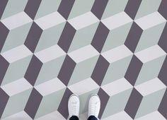 Atrafloor Vinyl Flooring - Tilt | Pitter Pattern