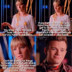 "#Glee 6x03 ""Jagged Little Tapestry"" - Kurt and Brittany"