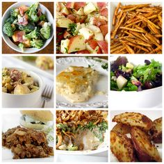 favorite side dishes