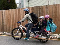 Yuba Spicy Curry cargo e-bike with Bosch motor and battery system
