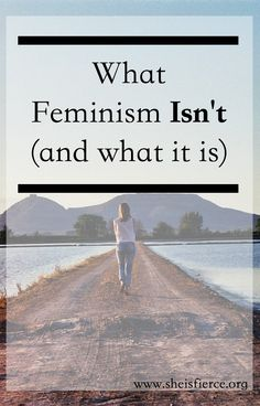 There are a lot of misconceptions about feminism causing people to reject the movement entirely Here are a few examples of what feminism isn't and what it is.