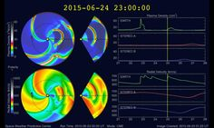 Another storm forecast for Wednesday night/Thursday | NOAA / NWS Space Weather Prediction Center