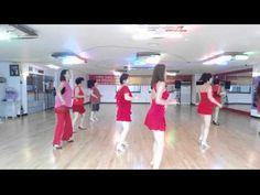 Rivers of Babylon line dance - YouTube