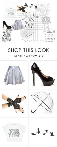 """""""idek again"""" by ariya1 on Polyvore featuring Kate Spade, FOOTPRINTS and Jayson Home"""