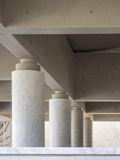 Chia Ching Mausoleum / Álvaro Siza + Carlos Castanheira