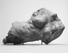 Torso (A Study for Ariane without Arms), modeled ca. 1905 or earlier Auguste Rodin (French, 1840–1917) Terracotta; L. 11 5/8 in. (29.5 cm)