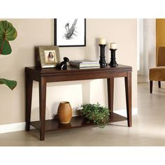 Ozark 2-drawer Console Table - Overstock Shopping - Great Deals on Coffee, Sofa & End Tables