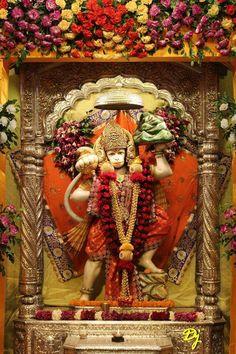 Hanuman Pics, Shri Hanuman, Hanuman Images, Radha Krishna Images, Hanuman Hd Wallpaper, Lord Hanuman Wallpapers, Ganesha Painting, Ganesha Art, Crown Decor