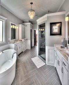 Interior Photos of New Homes