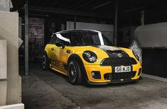 2006 Mini Cooper S modified cars