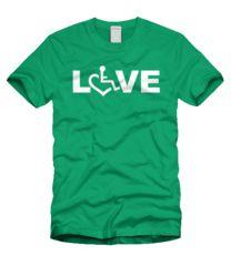 LOVE Tee - Green #3ELove