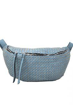 Τσάντα μέσης και ώμουMiss Pinky μεγάλη χιαστί. Η τσάντα κάνει σχέδιο πλεκτό που την κάνει ιδιαίτερη. Είναιstyle μπανάνα Womens Fashion, Bags, Handbags, Women's Fashion, Woman Fashion, Bag, Totes, Fashion Women, Feminine Fashion