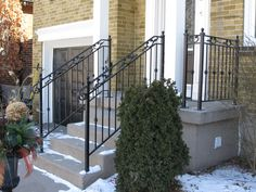 Wrought Iron Railings | Types, Specifications, & Maintenance