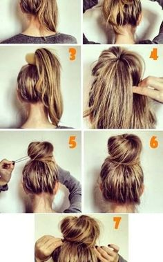 How to Tame Your Hair: Summer Hair Tutorials | Latest Bob Hairstyles