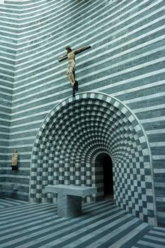 The church of San Giovanni Battista in Mogno Sweden #MostBeautifulArchitecture  #Churches