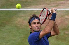 Für Roger Federer läuft es nicht rund derzeit. Foto: dpa