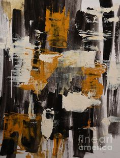 Fabulous painting by Andrea Anderegg #abstract