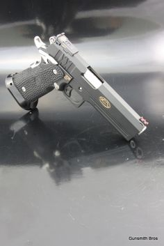 "STI 20th ANNIVERSARY LONG DUST COVER 5"" STANDARD CUSTOM GUN"