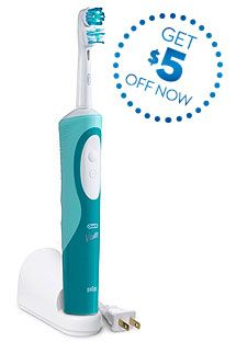 Oral B Vitality Dual Clean Electric Toothbrush AUD 30