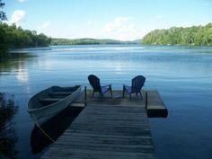 """Location du Chalet """"Chalet La Solitude"""" à La Minerve, Laurentides - Tremblant, Québec, Canada - Or-3406 - Chalet La Solitude"""