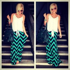 Skirt. Maxi skirt. Outfit