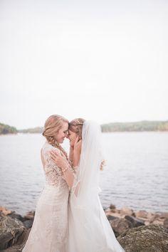 State Park Georgia Lesbian Wedding                              …