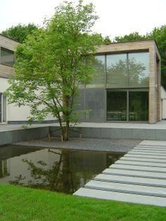 Renovation garden by Patrick Verbruggen