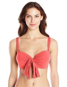 7d60ca6d9398e COCO REEF Women s Master Classic The Five Way Bikini Top at Amazon Women s  Clothing store