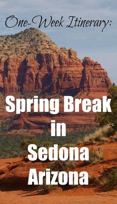 Sedona, Arizona is a