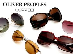 Founded by eyewear virtuoso Larry Leight, Oliver Peoples is known for seamlessly melding can't-live-without-it function with luxe fashion and design.