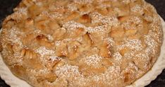 Pastel  'light' de manzana Pasteles Light, Healthy Low Carb Recipes, Apple Pie, Tea Time, Muffins, Veggies, Bread, Desserts, Food