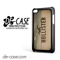 Holister California For Ipod 4 Ipod Touch 4 Case Phone Case Gift Present YO