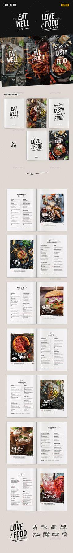 Food Menu. Customizable professional template for a restaurant flyer. #FlyerTemplate #flyer #restaurant #GraphicTemplate #design #PrintDesign #bakery #bar #bistro #breakfast #burger #cafe #club #desserts #drinks #DrinksMenu #food #FoodMenu #grill #italian #ItalianMenu #lounge #menu #pasta #pizza #PizzaMenu #pub #RestaurantMenu #steak #typography #vintage Restaurant Menu Template, Restaurant Flyer, Breakfast Burger, Breakfast Menu, Desserts Menu, Food Menu, Pasta Menu, Italian Menu, Drink Menu