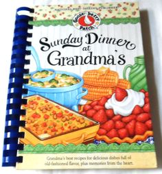 Gooseberry Patch Cookbook Sunday Dinner At by ShellysSweetFinds