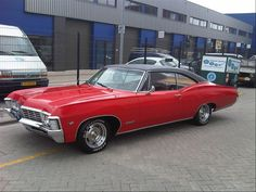 "1967 chevrolet impala | 1967 Chevrolet Impala ""67 Impala SS"" - The Hague, owned by 66Wildcat ..."